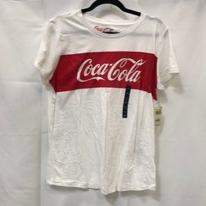 Lucky Brand Coca Cola Top